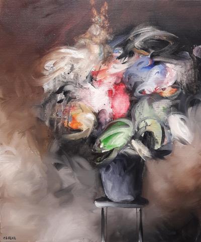 Nicolas Cluzel // Peinture